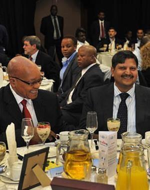 南非金属工人协会呼吁将古普塔家族企业国有化