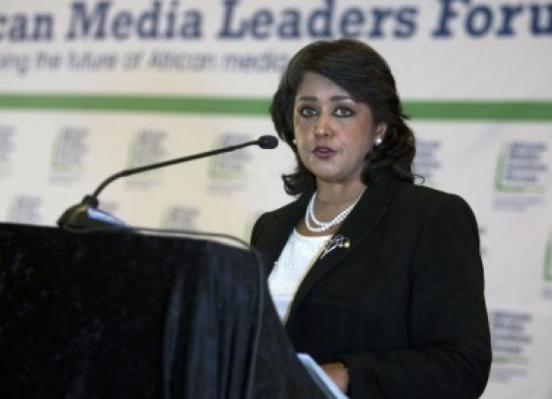 非洲唯一女性国家元首宣布辞职 深陷金融丑闻
