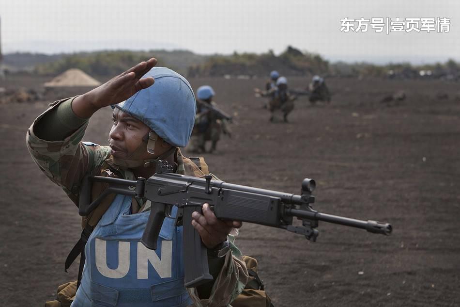 这个非洲国家了不起,隐藏的实力太深,大量先进装备鲜有人知