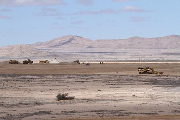 中国在非洲最大投资项目将达产 为全球第二大铀矿