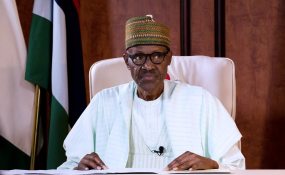 布哈里总统:改革中的尼日利亚剧痛中走向未来!
